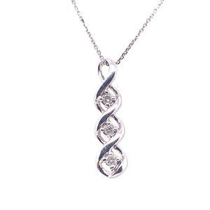 Jewelry - Journey Diamond Pendant